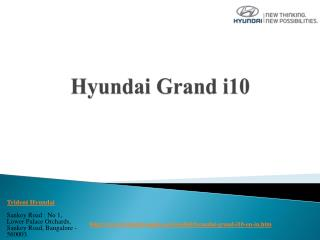 Best Authorized Hyundai Cars On Road Price, Dealer & Showroom In Bangalore - Trident Hyundai