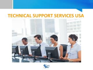 Technical Support Services USA