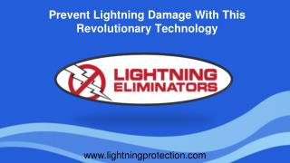 Prevent Lightning Damage With LEC