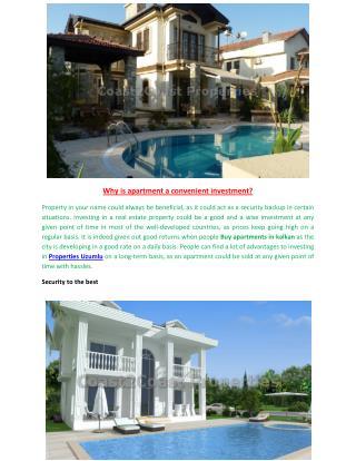 Properties Uzumlu