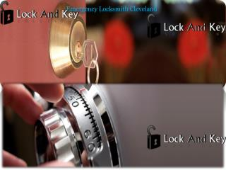 24Hr Emergency Locksmith in Cleveland