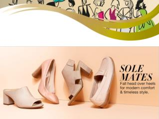 Shoes Designs to Move You
