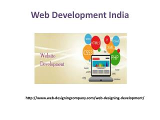 Web Designing company India | Web development company in Delhi, India