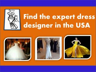 Buy Darius Cordell custom dresses for special occasion