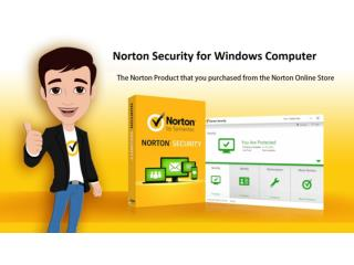 Norton Security for Windows Computer