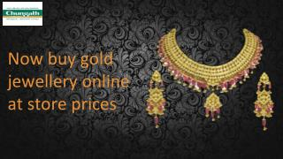 Online Jewellery Shopping | Chungath Jewellery