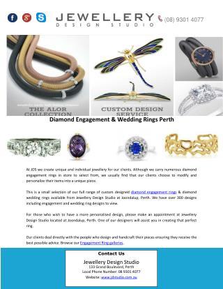 Diamond Engagement & Wedding Rings Perth