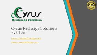 B2B Mobile Recharge Website Development
