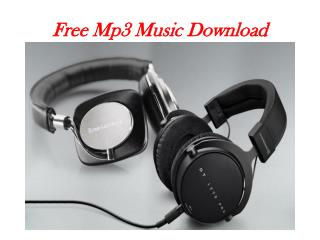 Download Mp3 Music Free
