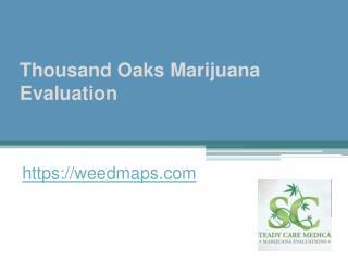 Thousand Oaks Cannabis Doctor - Weedmaps.com