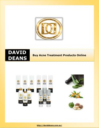 Buy Acne Treatment Products