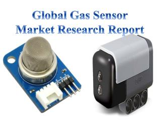 Global Gas Sensor Market Research Report