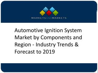 Automotive Ignition System Market