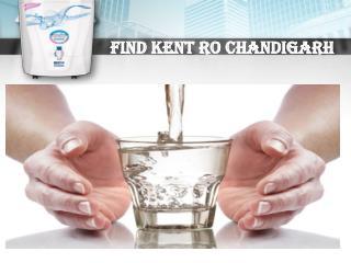 Find Kent ro Chandigarh
