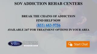 Drug and Alcohol Abuse Treatment Centers