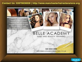 Hair Extension Training Manchester, London