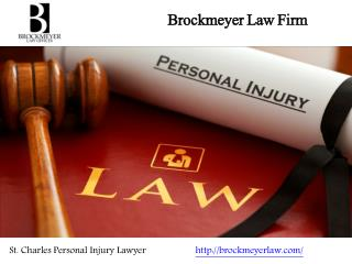 St. Charles Personal Injury Lawyer