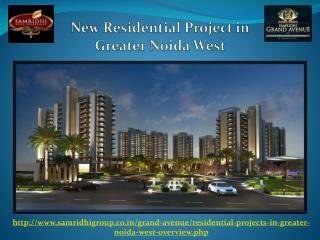 New Residential Project in Greater Noida West