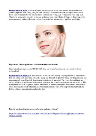 http://www.facts4supplement.com/beaute-wrinkle-reducer/
