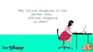 Best Online Shopping Oman