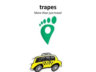 Trapes online outstation cab booking service provider