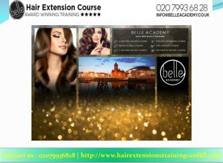 Hair Extensions Cardiff