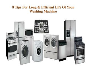 Washing Machine Repair Solutions At Easy Prices