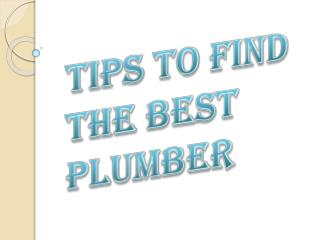 Choosing the Right and Efficient Plumbers in Surrey BC