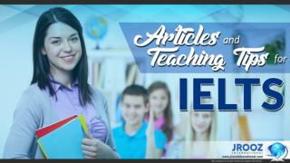 Articles and Teaching Tips for IELTS