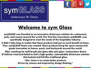 Symglass Pubware