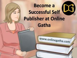 How to become a successful Self publisher in India? Self Book Publishing in Lucknow