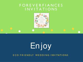 Go Through Our Amazing Rustic weddimng Invitations Collections