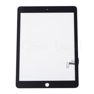 For iPad Air Front Glass and Digitizer Touch Panel Replacement - Black