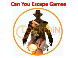 Can You Escape Games from Mystery Copenhagen