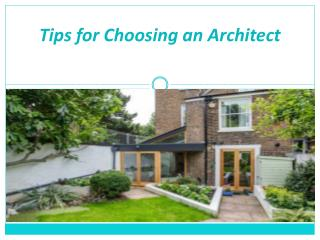 Tips to choose the best architect in chennai