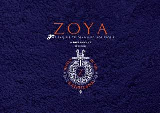 Rajasthani Design Gold & Diamond Jewellery Collection - Zoya Rajputana, a TATA Product