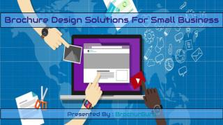 Brochure Design Solutions For Small Business