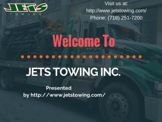 Medium Duty Towing And Recovery Service