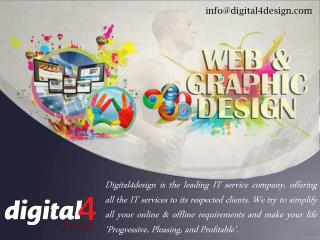 Get A successful Website Design by Digital4design