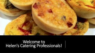 Helen's Catering Professionals