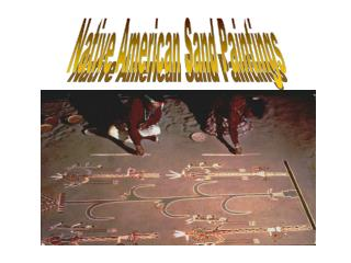 Native American Sand Paintings