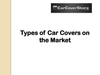 Ford Mustang GT Car Covers