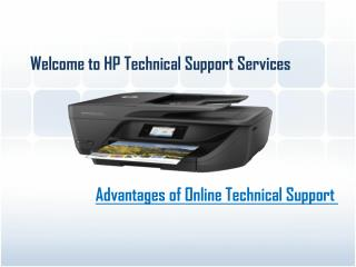 Get Online HP Support Phone Number 1-877-910-4204