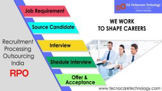 RPO Services Providers India | Recruitment Processing Outsourcing