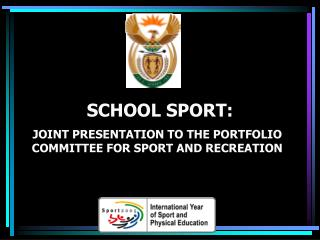 SCHOOL SPORT: