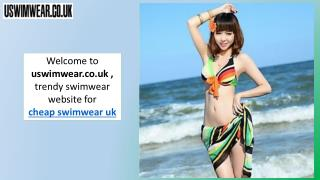 Shop Plus Size Swimwear UK at Discount Prices