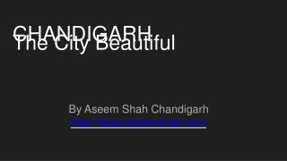 Chandigarh and its beauty - as seen by Aseem Shah Panchkula