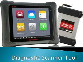 Diagnostic Scanner Tool