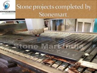 Stone projects-completed by-stonemart