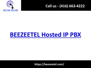 Business Phone Systems | VOIP Phones| Hosted IP PBX- BEEZEETEL